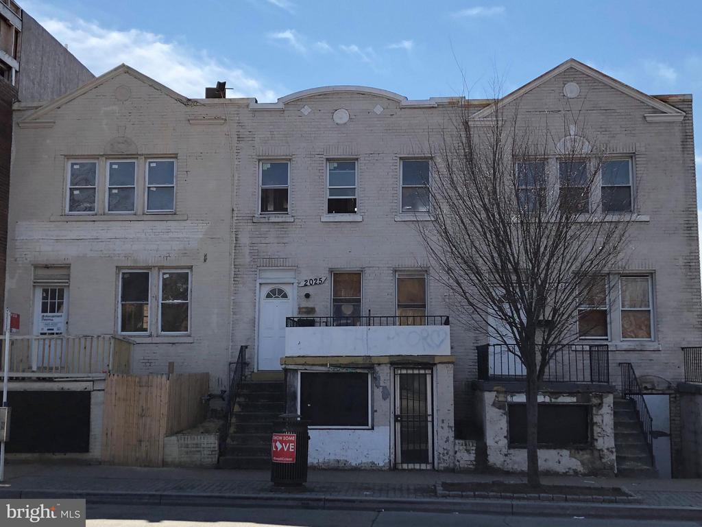 This is a package sale including 2023, 2025 and 2027 Benning Road NE. Sold AS-IS. Great for redevelopment (Retail, condos, rentals). Buyers to do there feasibility study.