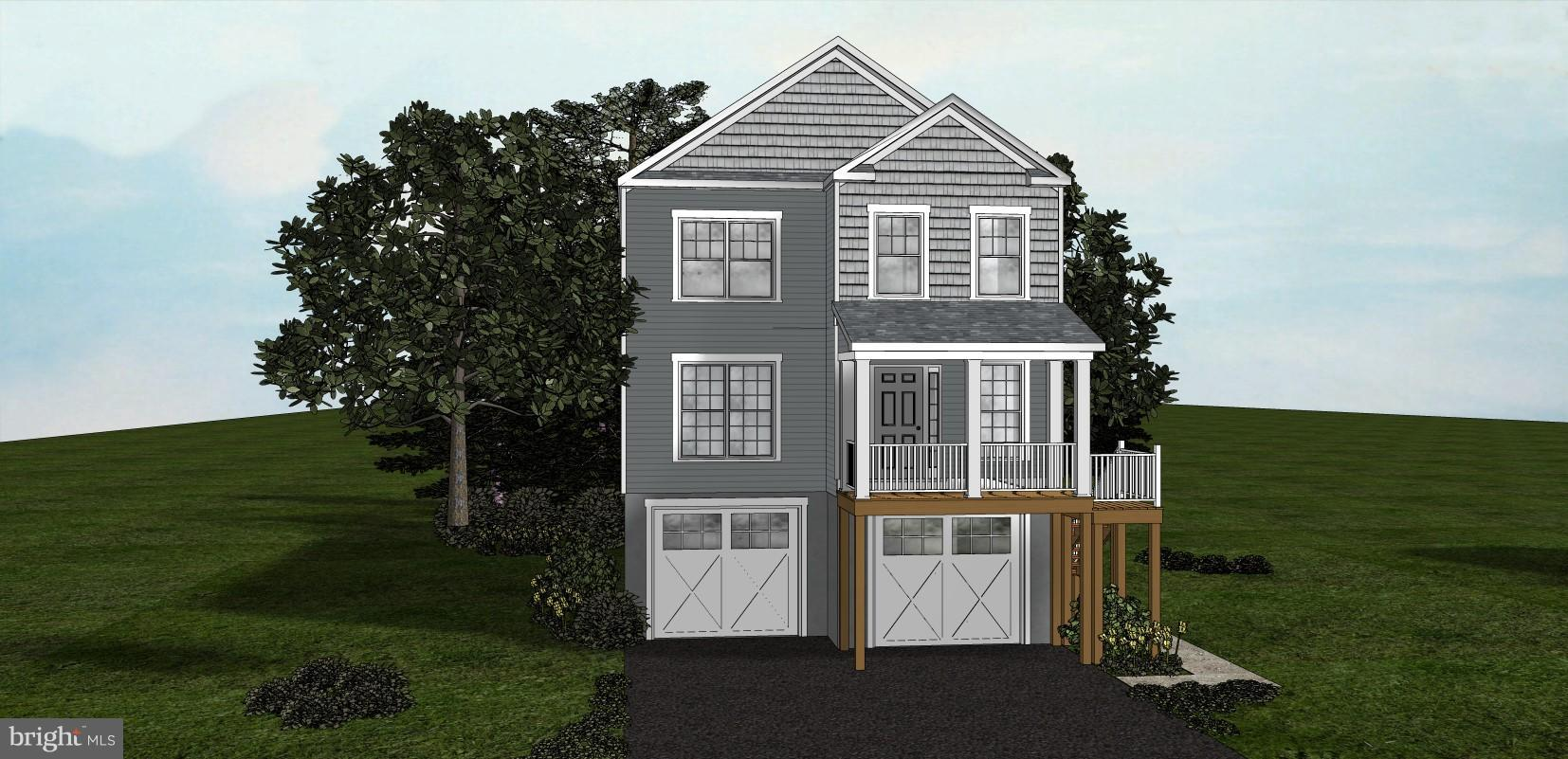 626 DOYLE ROAD, DEALE, MD 20751