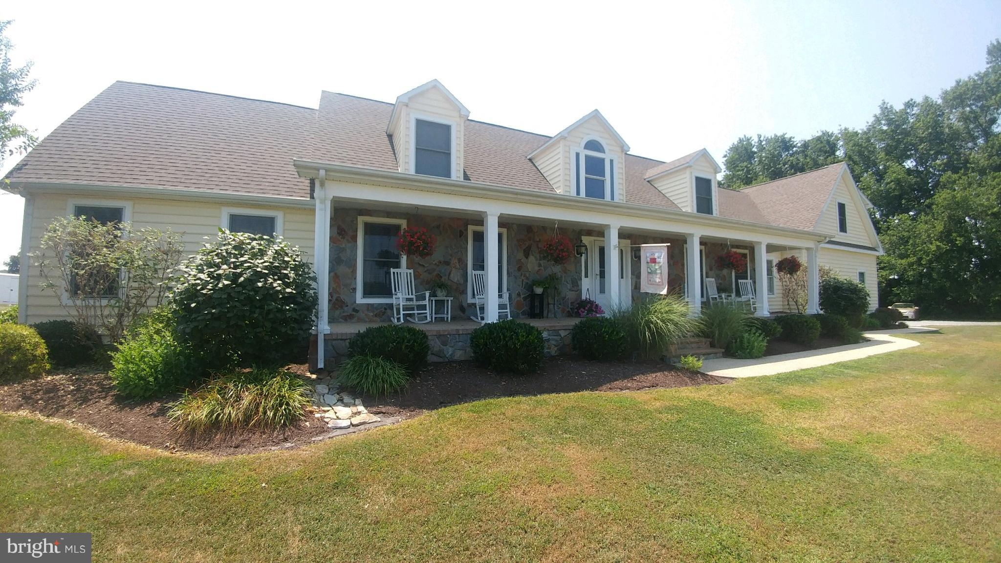 24461 FRIENDSHIP ROAD, PRESTON, MD 21655