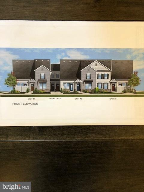 Brand new th villas w/ first floor master bedroom.  Upper level with 2 bedrooms and loft.  Family room w/ gas fireplace, Kitchen/Breakfast Room and laundry on main level.  Maple Cabinets w/ soft close drawers.  Patio.  Community with water access, pool, fishing piers, ponds, walking trails and boat slips available.