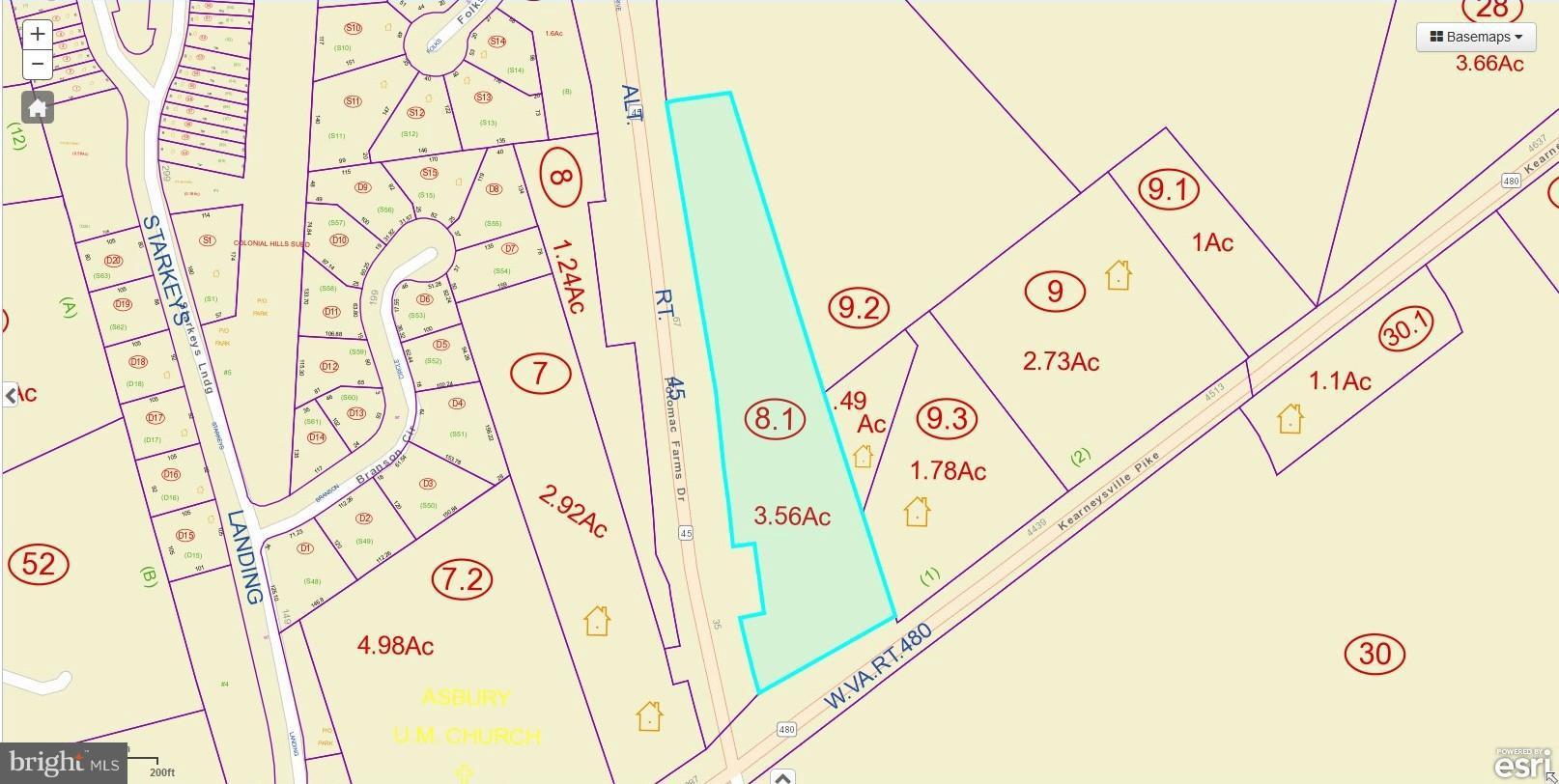 4400 KEARNEYSVILLE PIKE, SHEPHERDSTOWN, WV 25443
