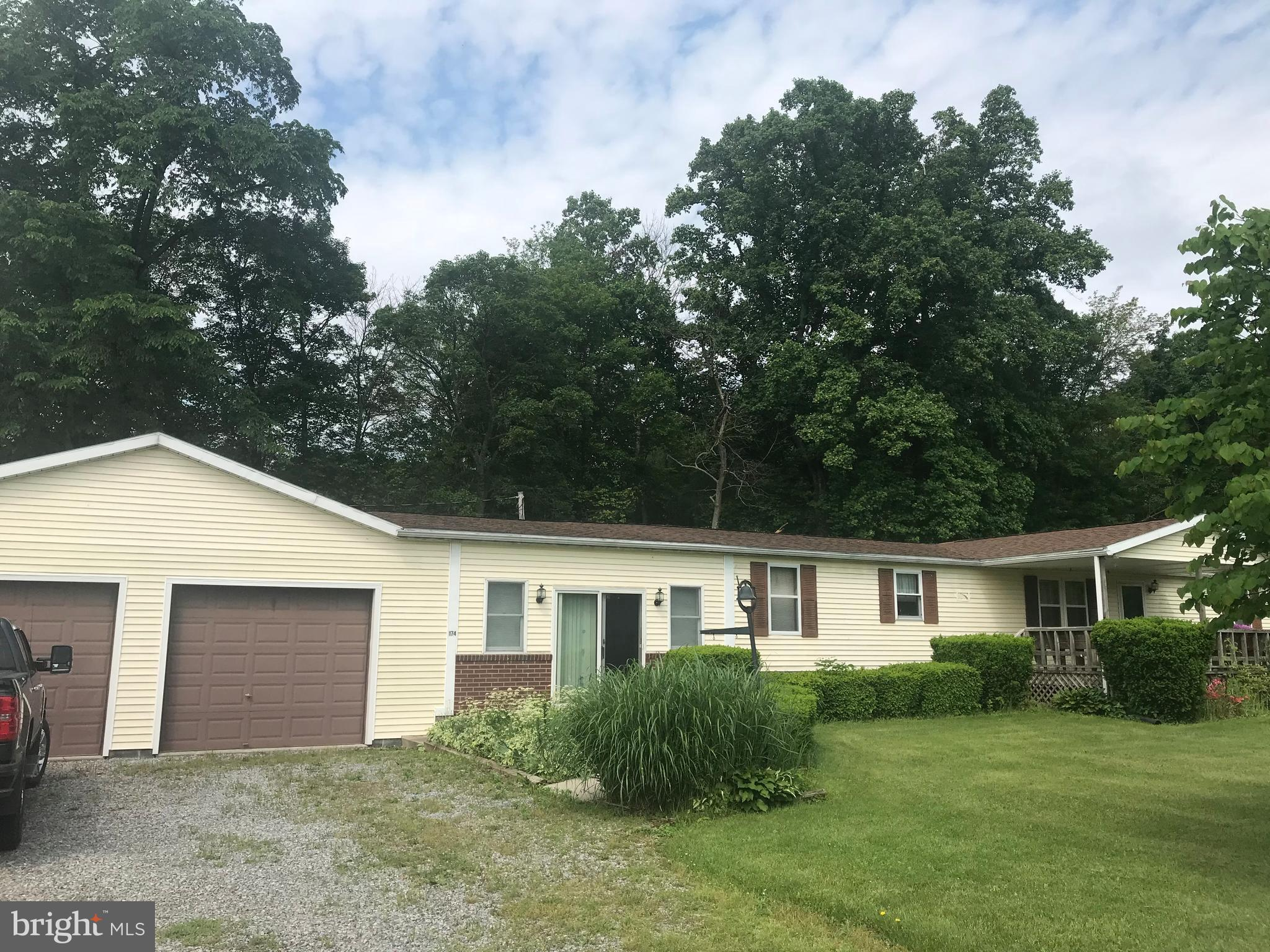 174 COVE ROAD, WELLS TANNERY, PA 16691