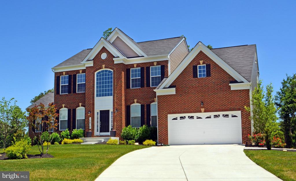 """Build your dream home! This custom Colonial features 4BR & 2.5 BA, 2 car garage, 3,000 sf of living area, spacious Kit w/Granite Countertops, 42"""" Cabinets, Island, Oven, DW, Breakfast Room, Large MBR Suite, HUGE WI Closet.  The Emory II Model has options to increase living space to 5,375 SF and 4.5 bathrooms. (To be built by Caruso Homes-Photos may show options)."""