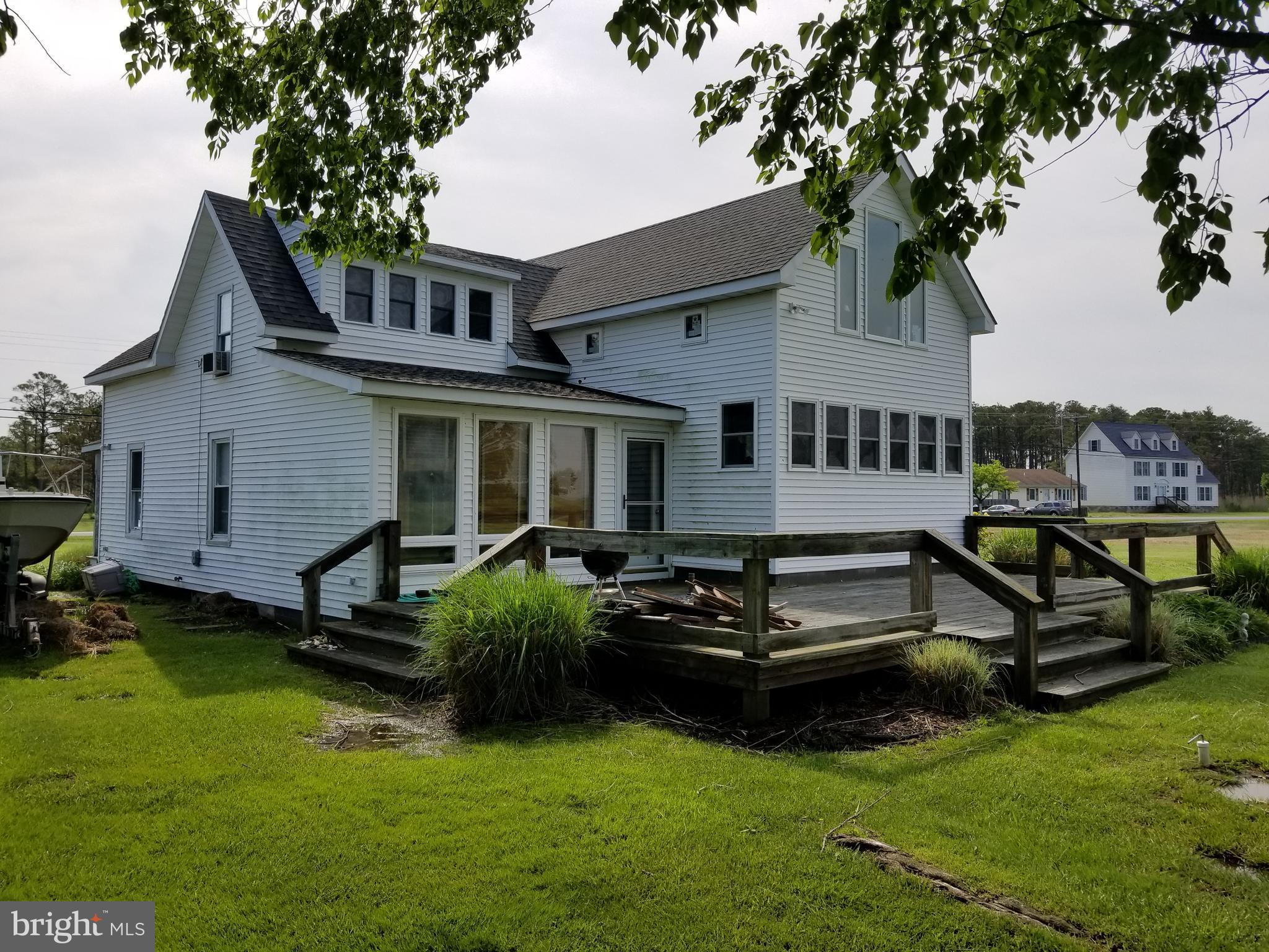 2744 HOOPERS ISLAND ROAD, FISHING CREEK, MD 21634