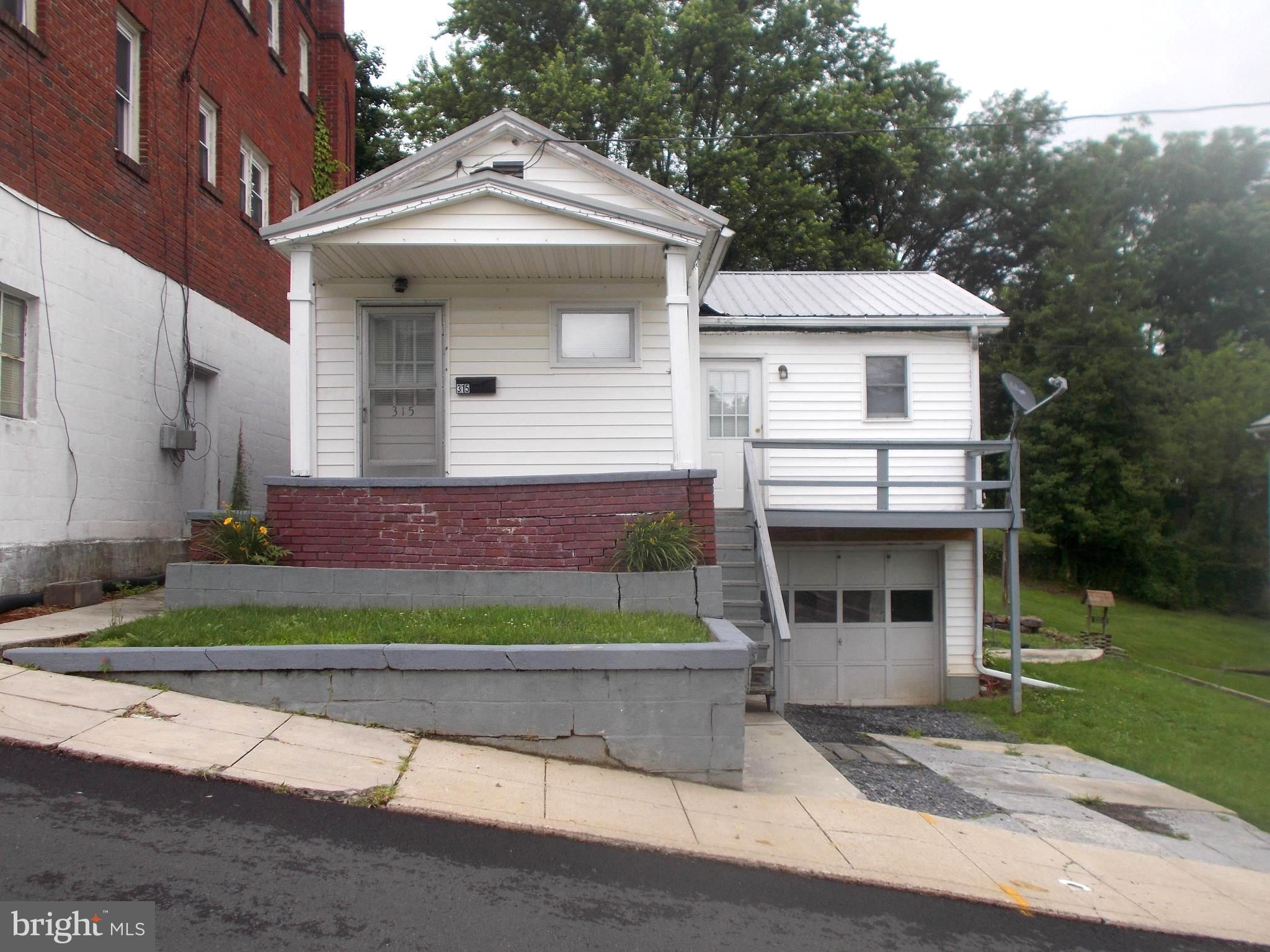 315 ROCK STREET, WESTERNPORT, MD 21562