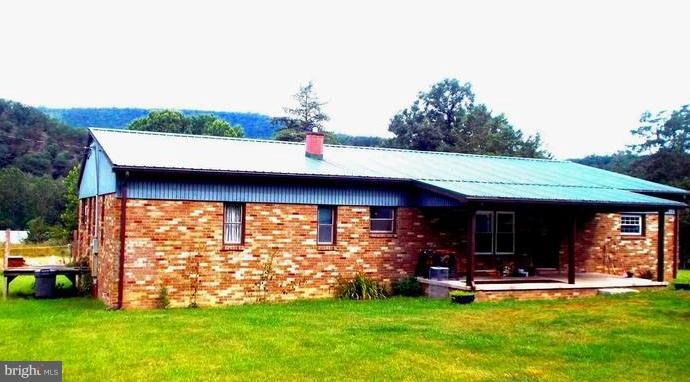 5255 SOUTH MILL CREEK ROAD, UPPER TRACT, WV 26866