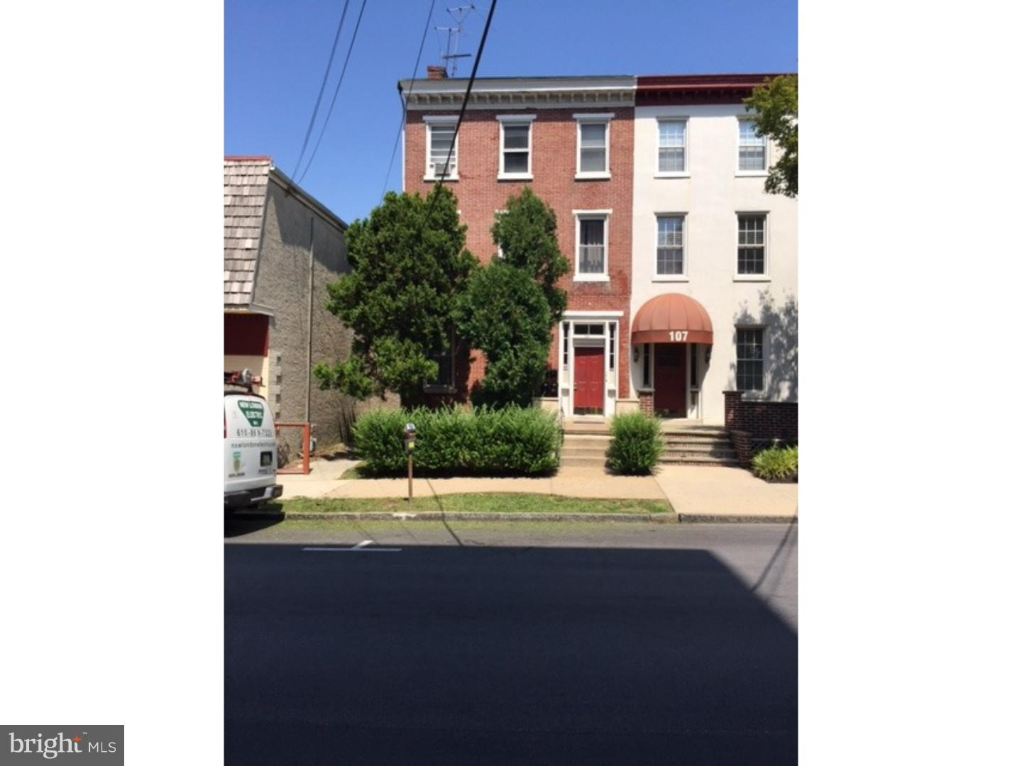105 E Chestnut Street #2F REAR West Chester, PA 19380