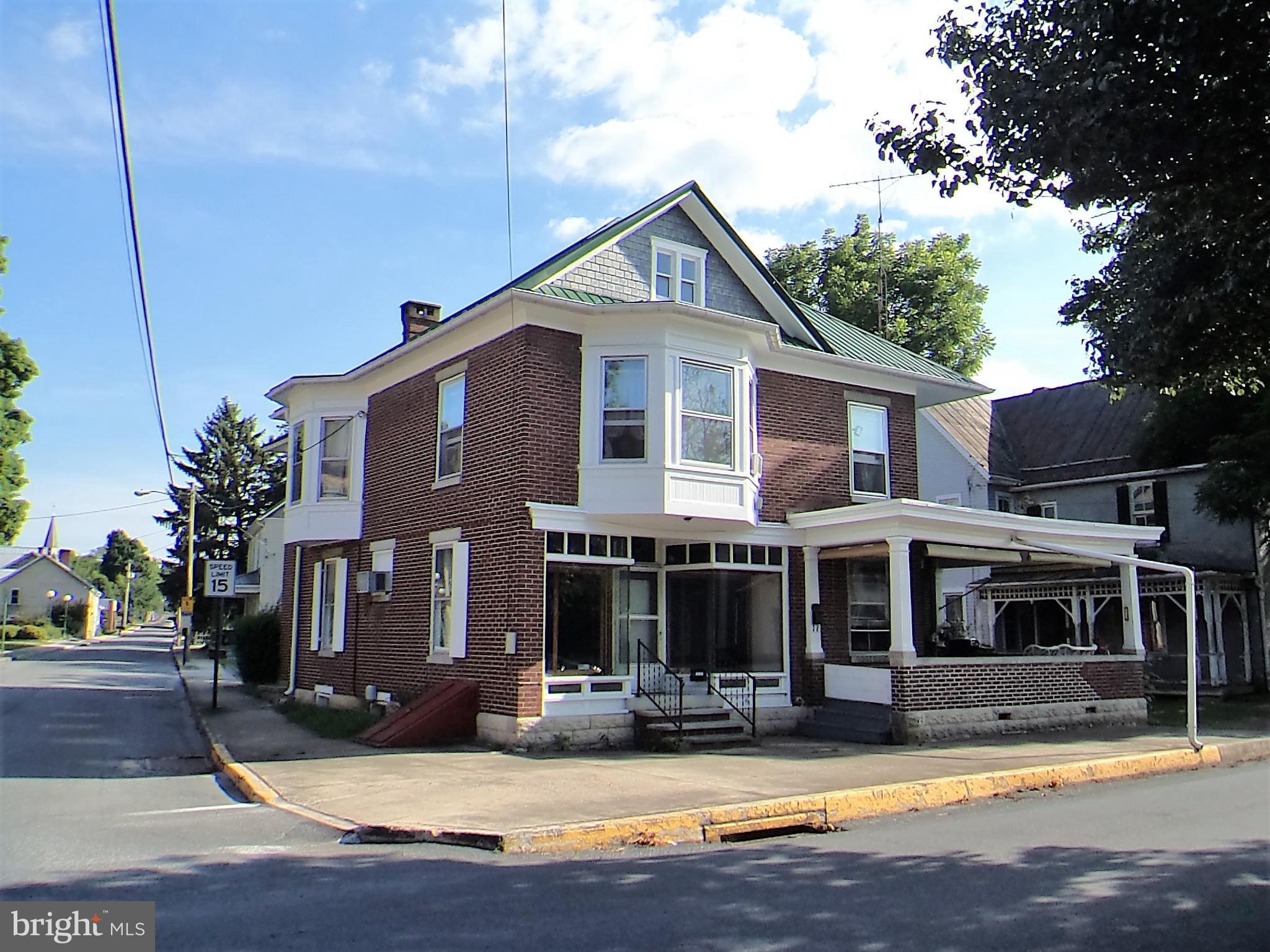 32 OREGON STREET, MERCERSBURG, PA 17236