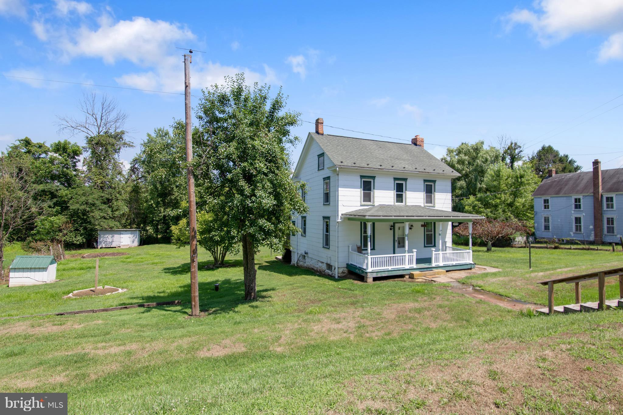 4313 TREGO ROAD, KEEDYSVILLE, MD 21756
