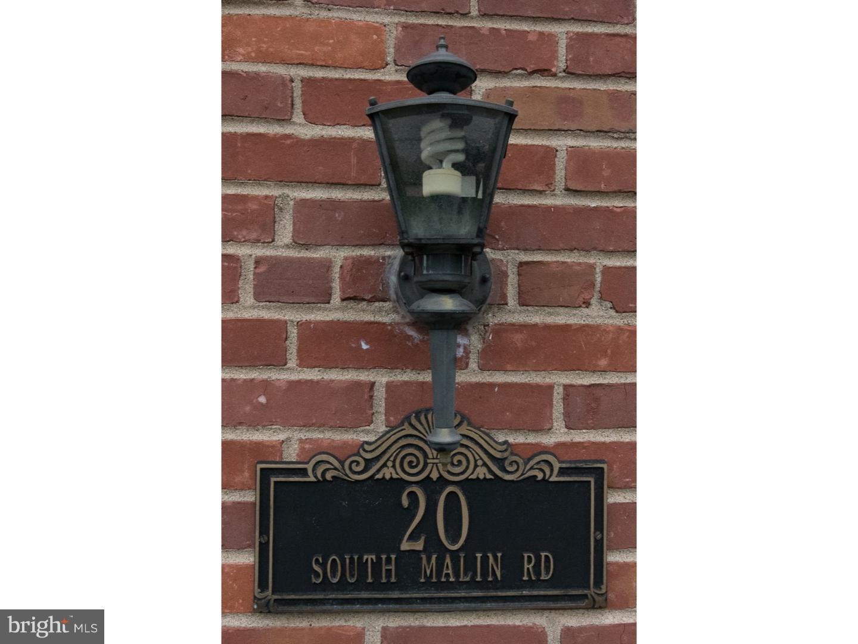 20 S Malin Road Broomall, PA 19008