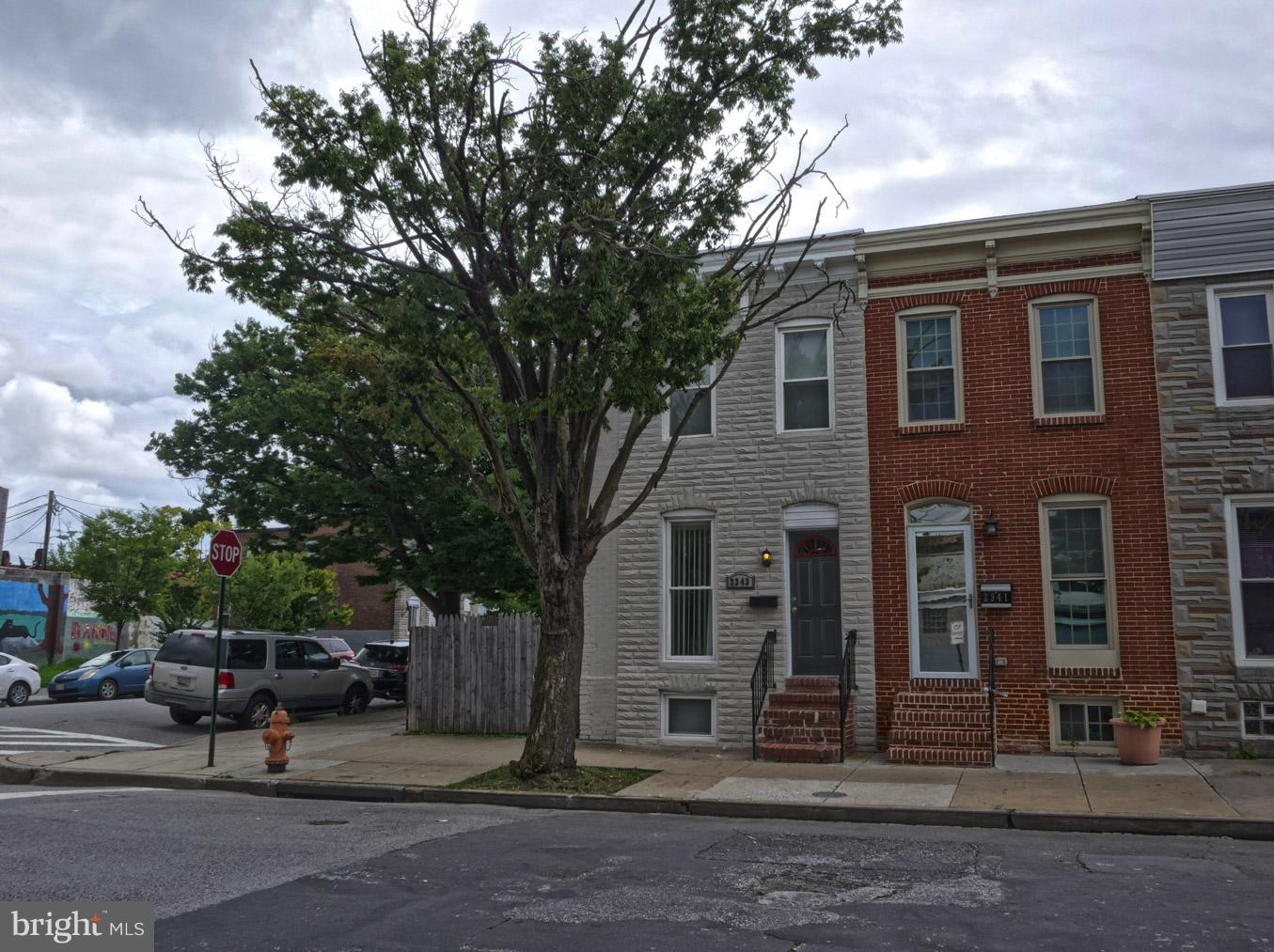 2343 MCELDERRY STREET, BALTIMORE, MD 21205