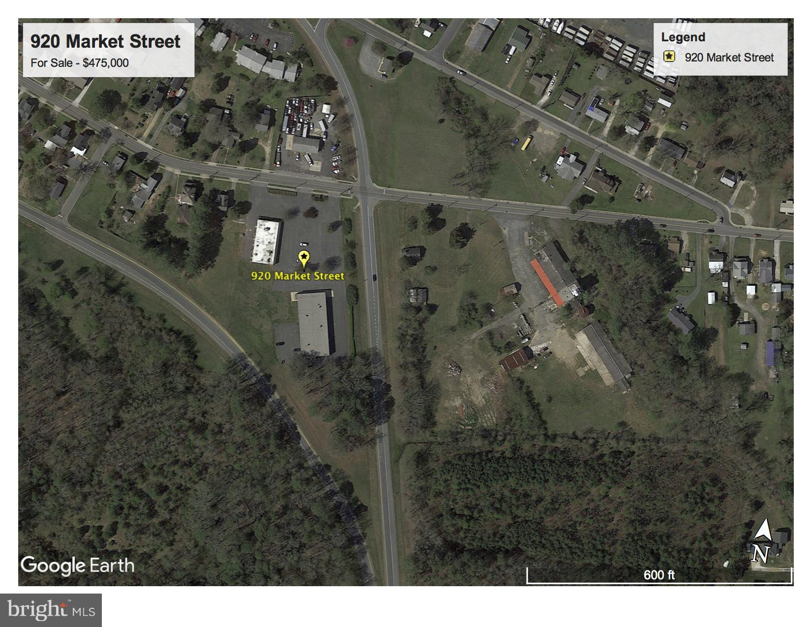 920 MARKET STREET, DENTON, MD 21629