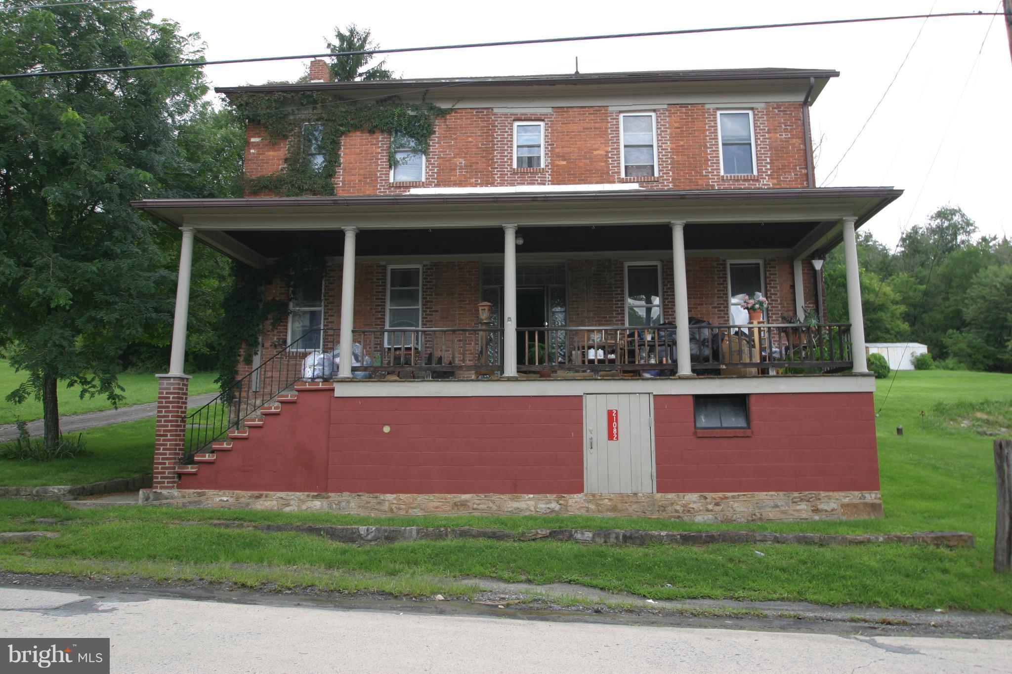 21082 MAIN STREET, SHADE GAP, PA 17255