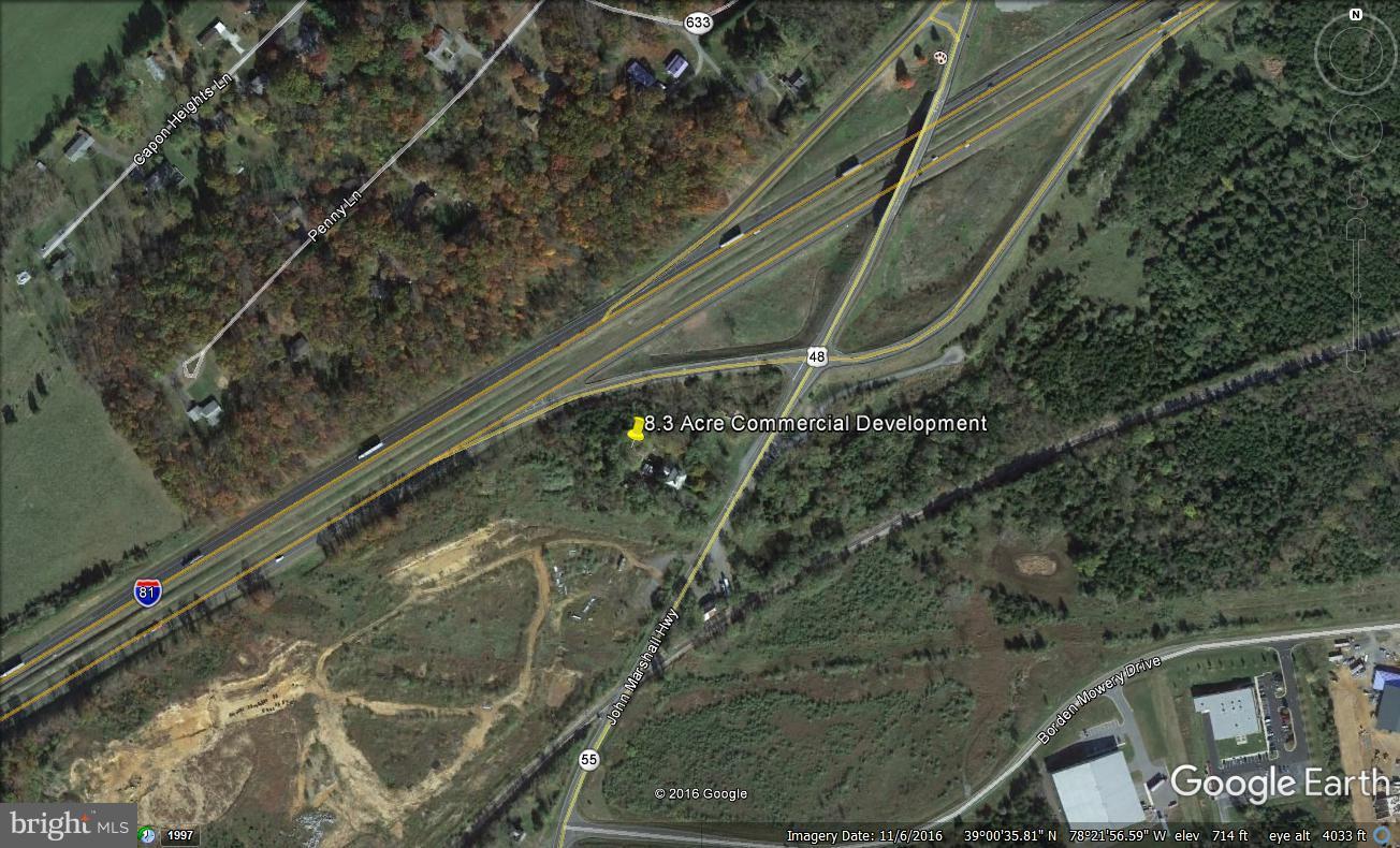 1395 JOHN MARSHALL HIGHWAY, STRASBURG, VA 22657