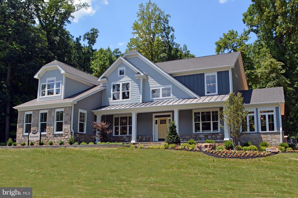 TO BE BUILT - Tree-lined streets and established neighborhoods surround this private enclave of 1/3 acre home-sites, creating a quiet escape that is only minutes to popular dining, shopping and entertainment. Granite Counter Tops. Master Bath, Walk-in closets. Two-story Family Room. Two-Story Foyer. Rear Stairs. 9' ceilings all levels. Formal Living Room. Formal Dining Room, Study. Rec Room.