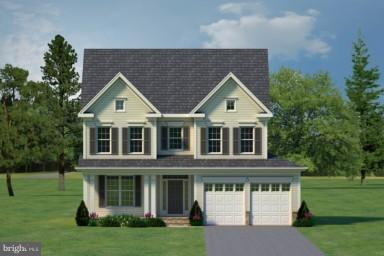 """To-Be-Built. Our Amherst Model w/ brick water table. Kitchen w/ Island, 42"""" Cabinets, Granite & SS. Gas Fireplace. HW Floors in Foyer & Kitchen. 4 Piece Crown Molding & Chair Rail. 3 Full Baths on UL with Ceramic Tile. Concrete Driveway, Sodded Yard, Landscaping, Cast Iron Mailbox & So much more in options to choose from!"""