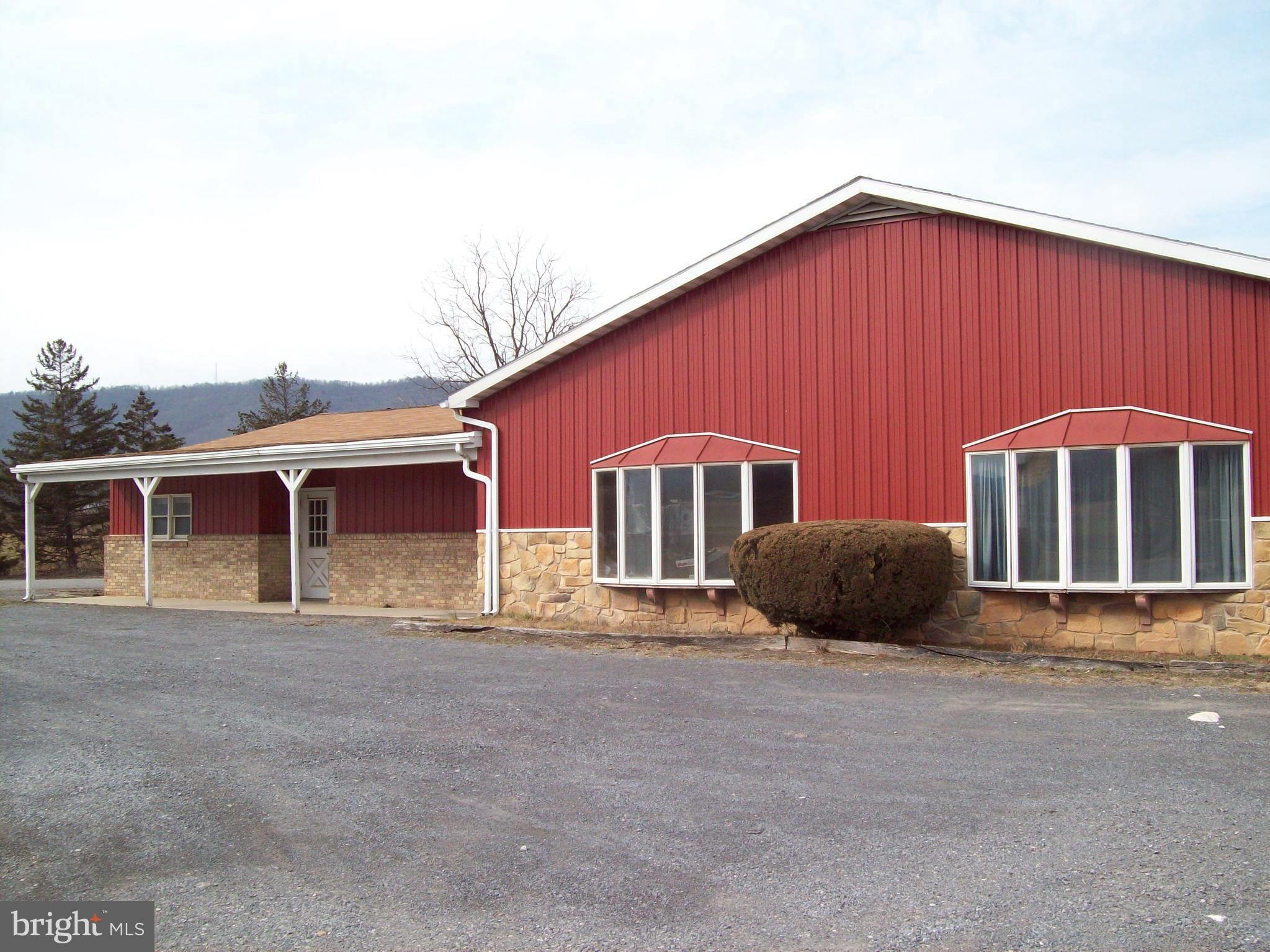 12625 PATH VALLEY ROAD, WILLOW HILL, PA 17271
