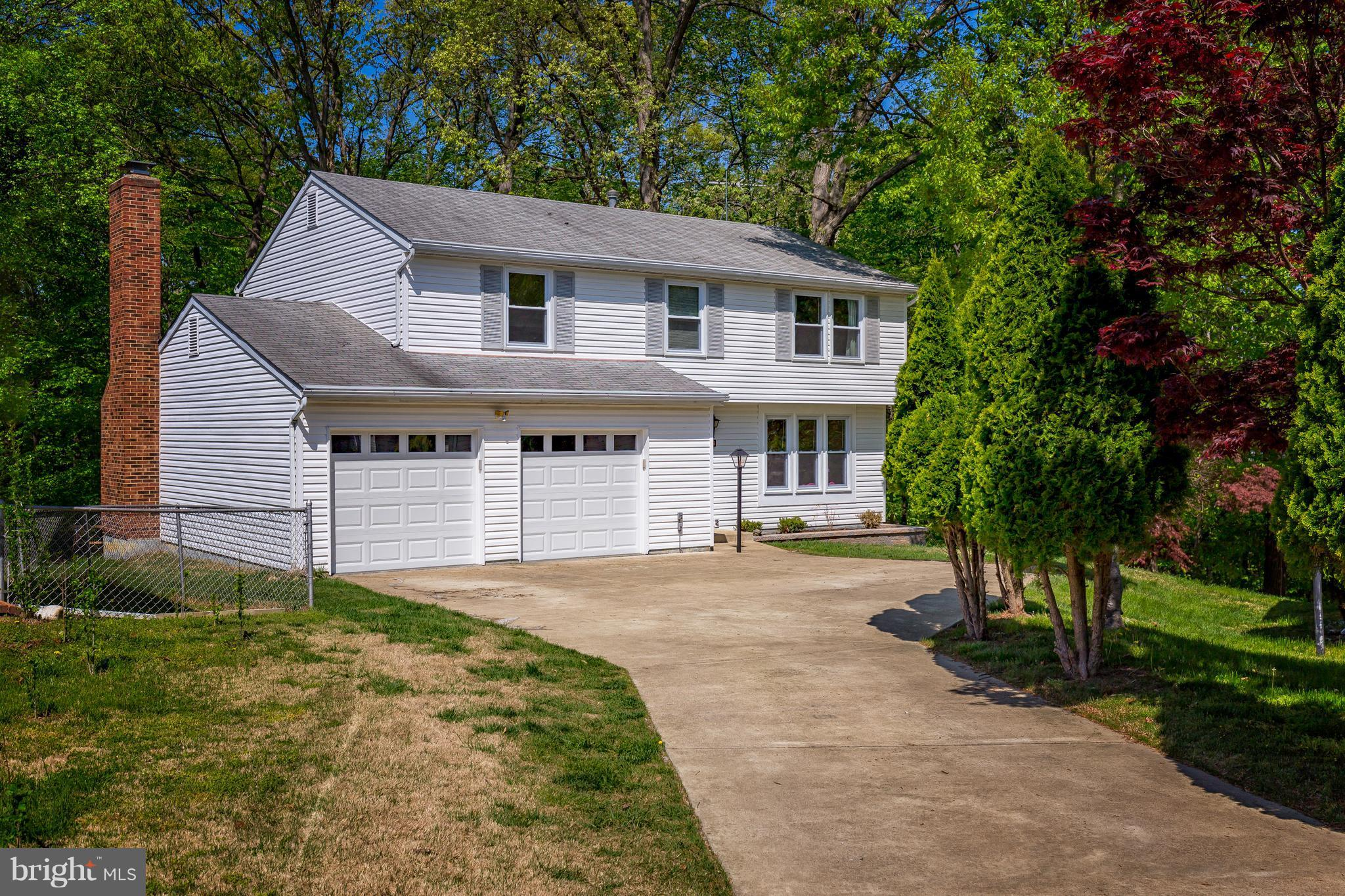 Spacious colonial with numerous upgrades including......EXTERIOR: windows,siding, driveway, gutters & roof, landscaping.....INTERIOR:  kitchen cabinets, stove, dishwasher, flooring...new HVAC.....gas fireplace....bathrooms redone...lower level finished with possible 5th bedroom and walk out.....second fireplace
