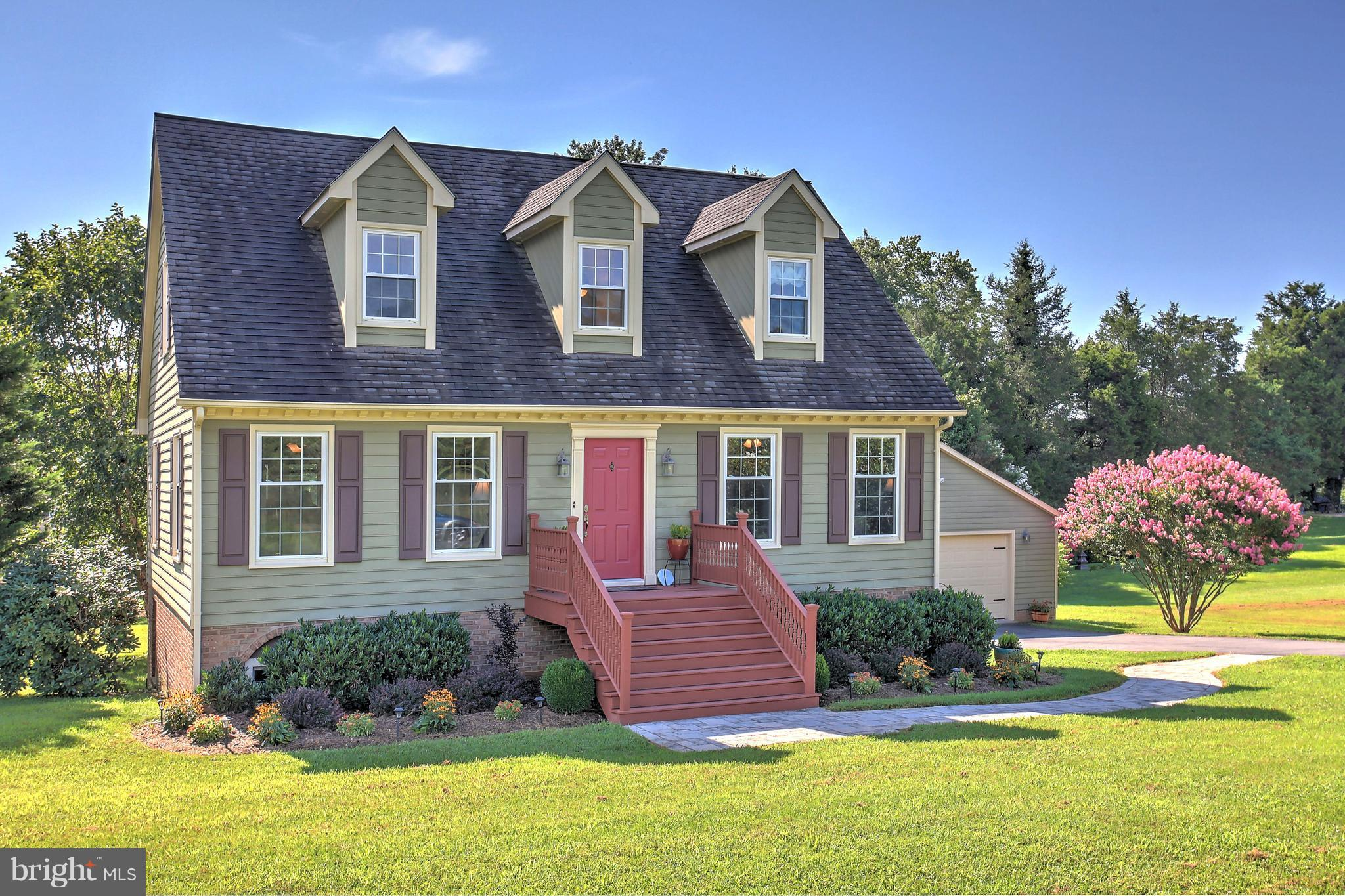 104 WOODGER CIRCLE, Louisa, VA 23093