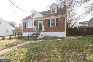 4501 BELLE GROVE ROAD, BALTIMORE, MD 21225
