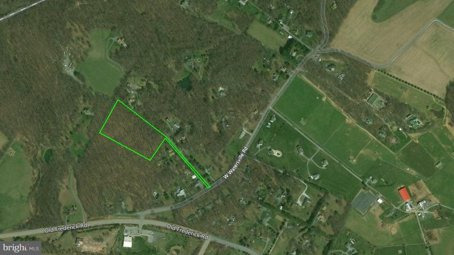Watersville Rd Mount Airy MD 21771