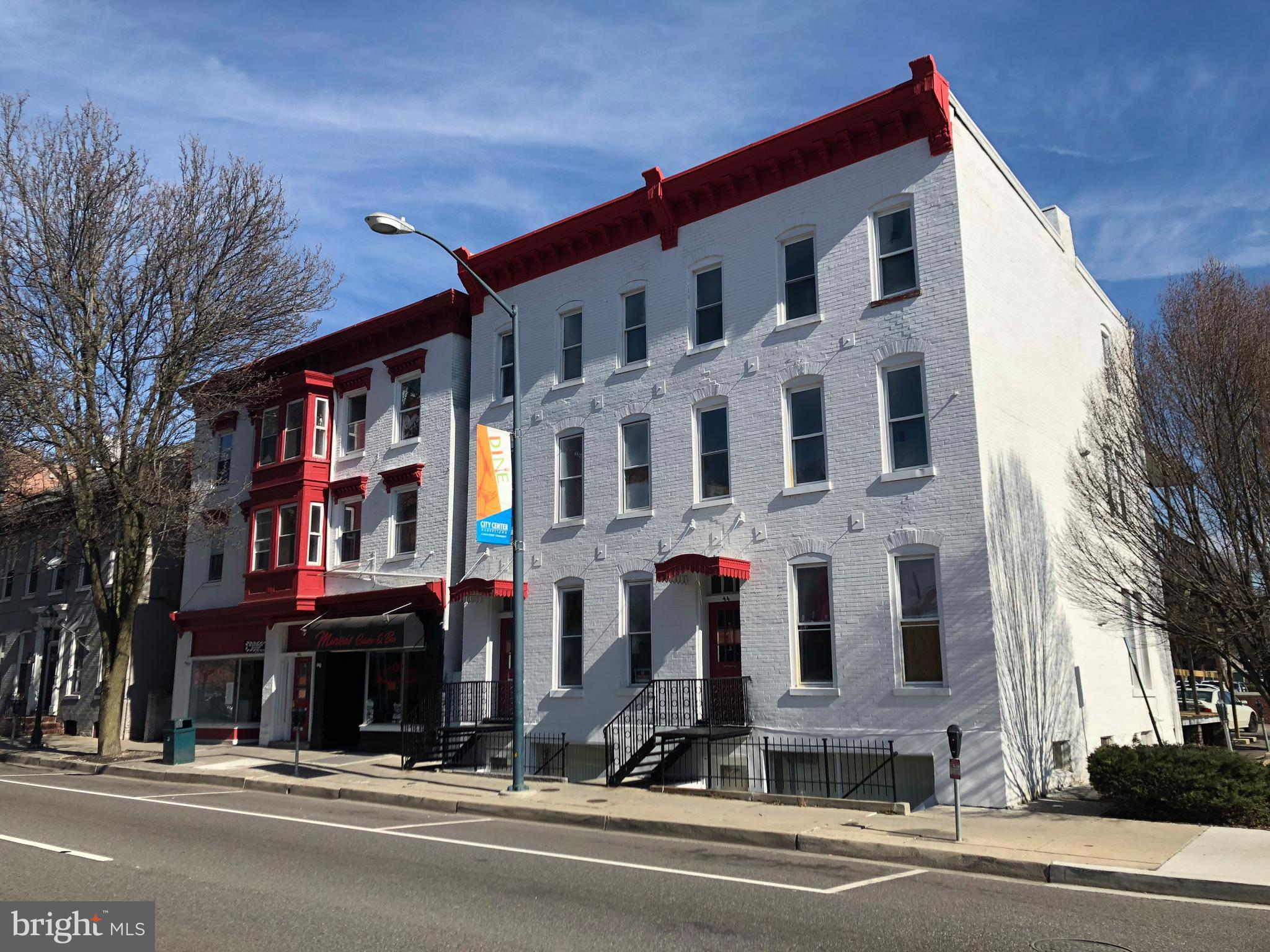 VALUE -ADD OPPORTUNITY to acquire a downtown Mixed Use 16 Unit garden-style multifamily building, comprised by 14 residential and 2 commercial units, fully separated electric by baseboard heating. two separated deeds,  2 separate buildings