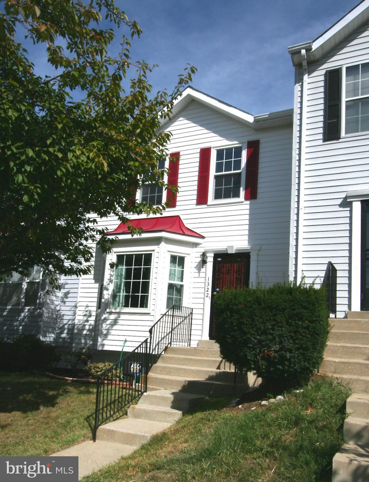 1322 DILLON COURT, Capitol Heights, MD 20743
