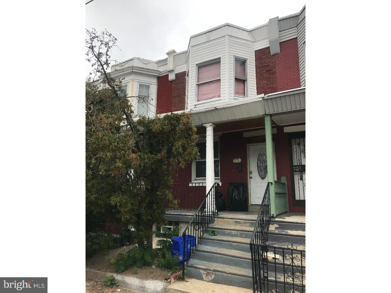 5753 Osage Avenue Philadelphia, PA 19143