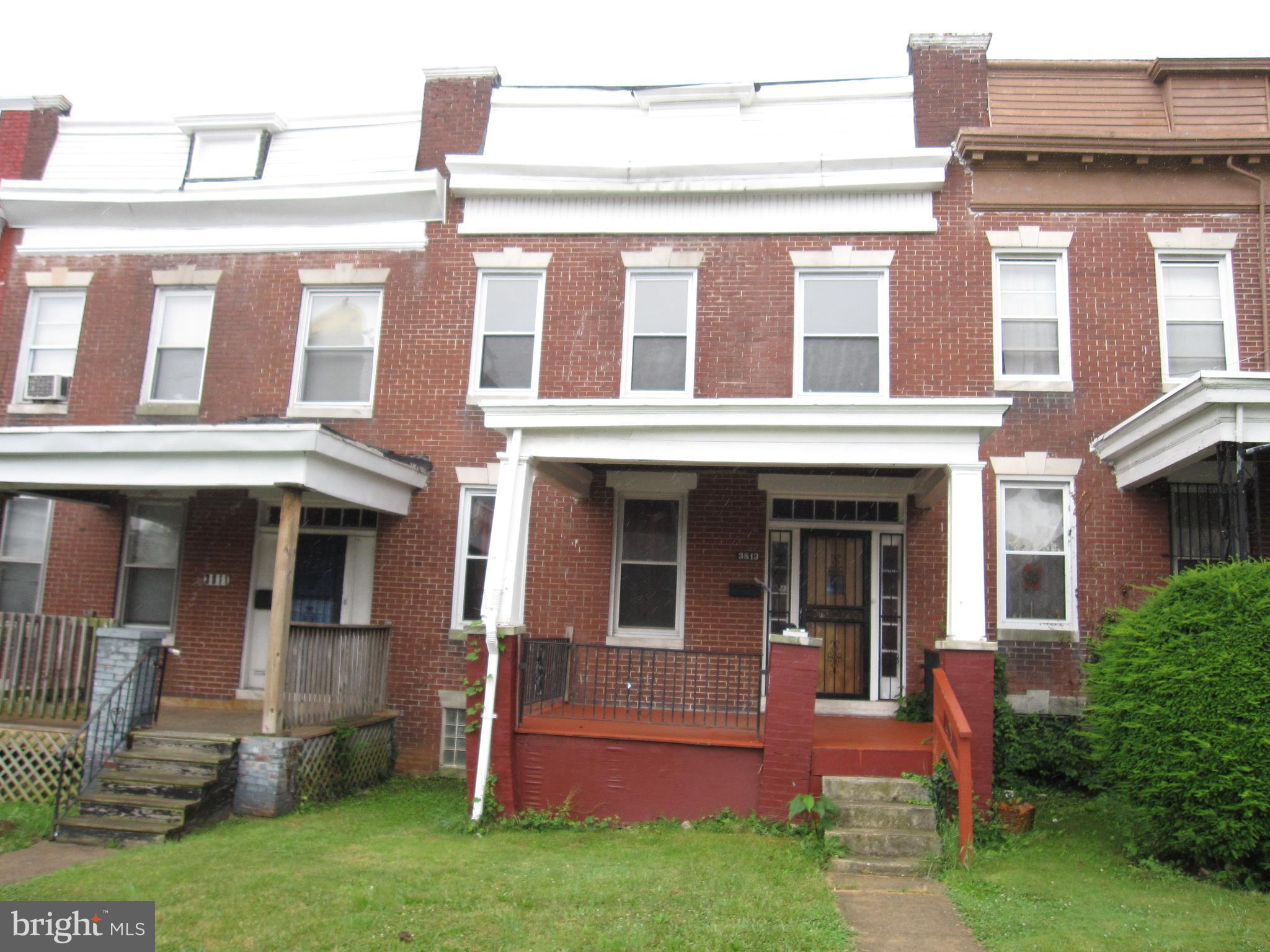 3813 EDMONDSON AVENUE, Baltimore, MD 21229