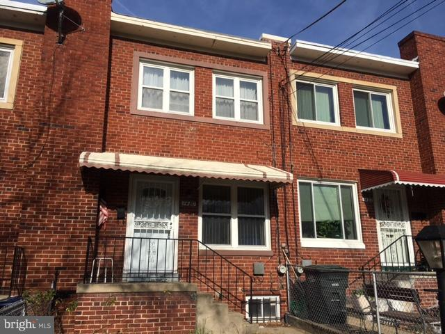 Rehab Ready Federal located in booming Anacostia! 3BR 2 Bath with Full BSMT and deep yard.  Woof floors flow throughout the upper levels.  Kitchen overlooks sep dining area. Sold as-it-is with any faults in place.