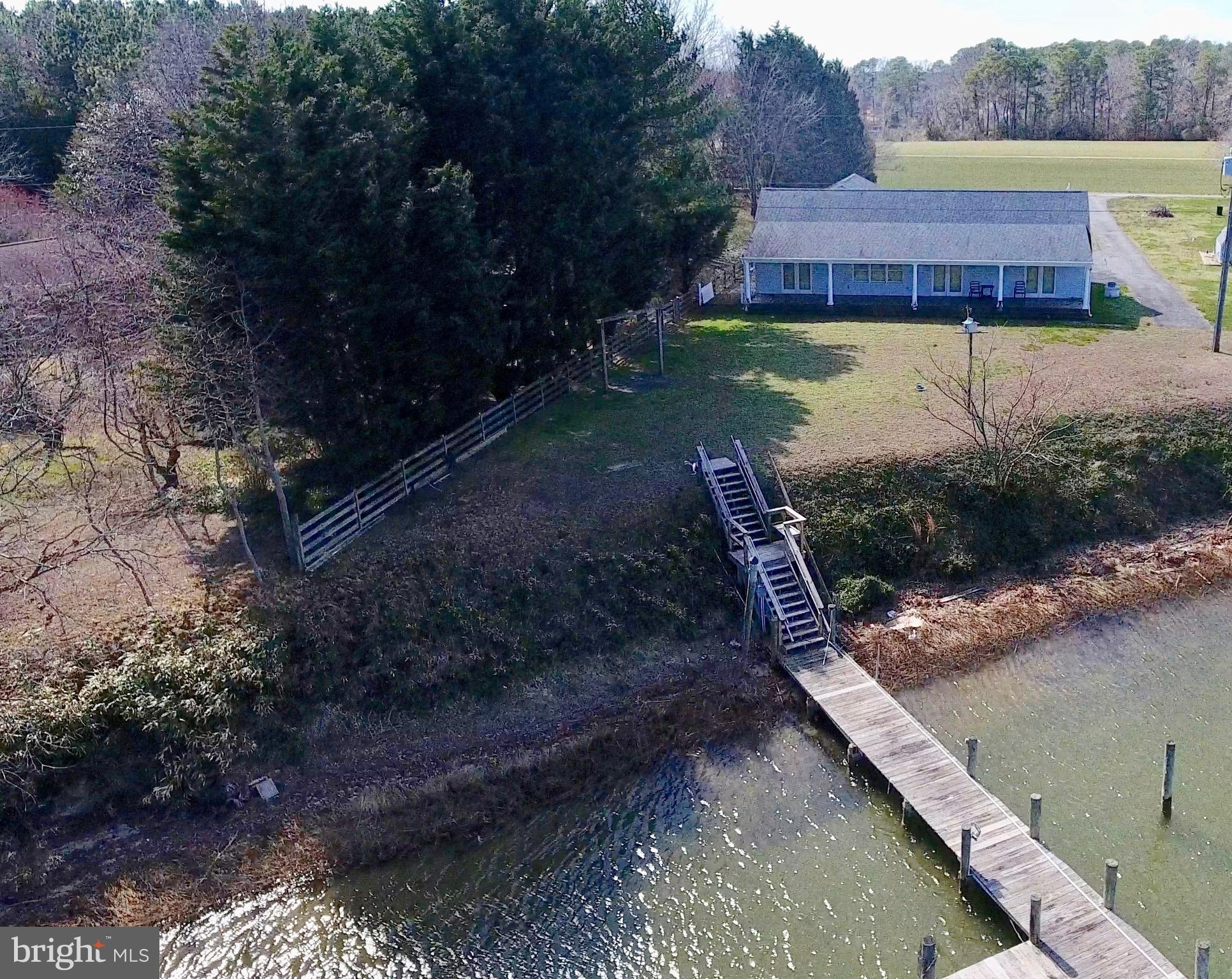 47 LITTLE RIVER VIEW DRIVE, REEDVILLE, VA 22539