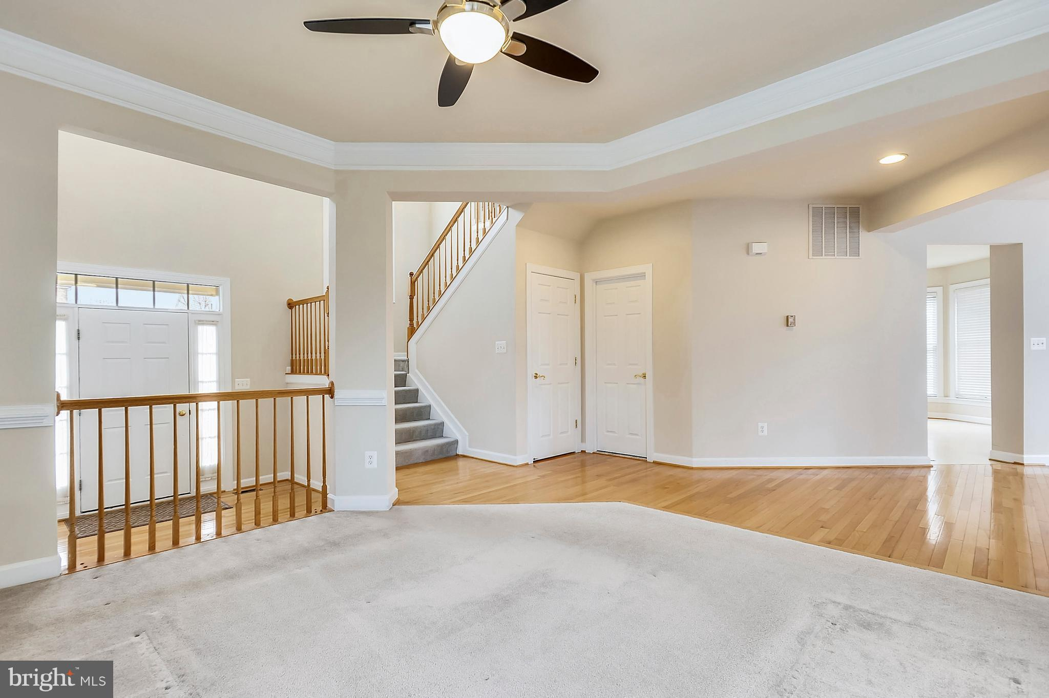 CHICKASAW PLACE NE Leesburg VA SOLD LISTING MLS - Chickasaw brand hardwood flooring