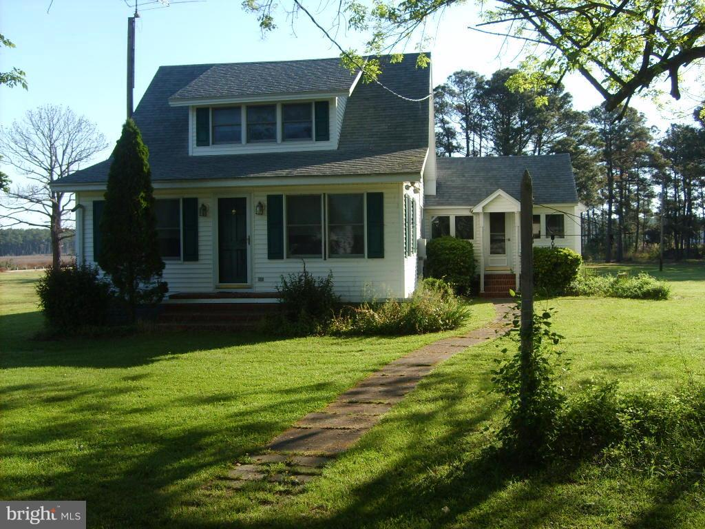 1221 MCGLAUGHLIN ROAD, FISHING CREEK, MD 21634