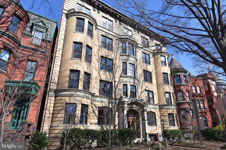 1317 Rhode Island Ave Nw #204, Washington DC Real Estate