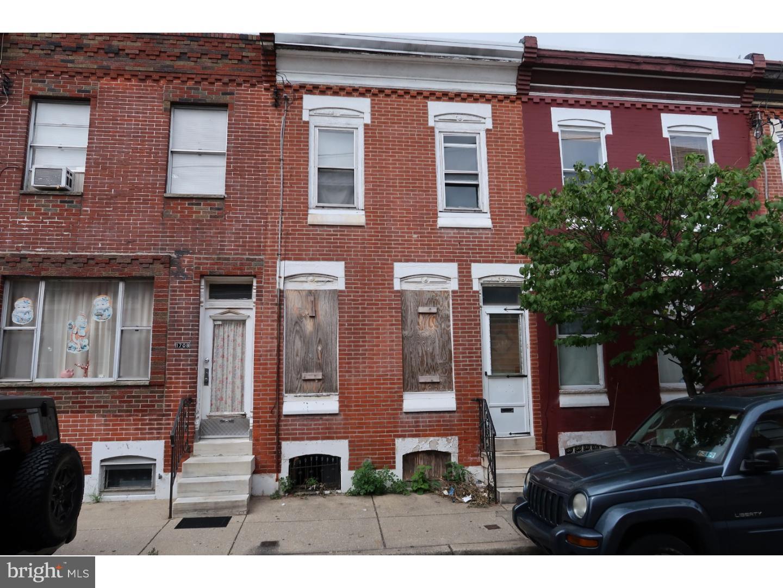1706 S Bancroft Street Philadelphia, PA 19145
