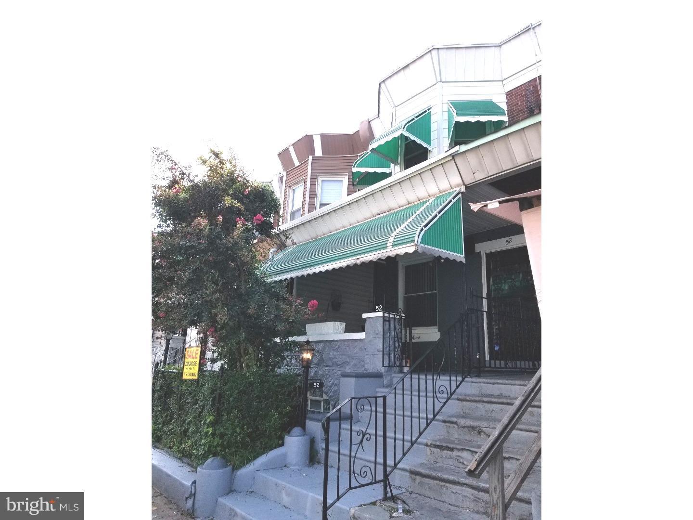 52 N 62ND Street Philadelphia, PA 19139