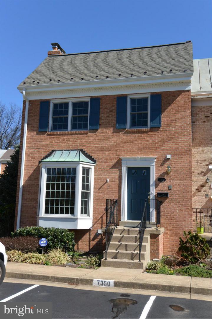 7350 Eldorado Court   - Fairfax, Virginia 22102