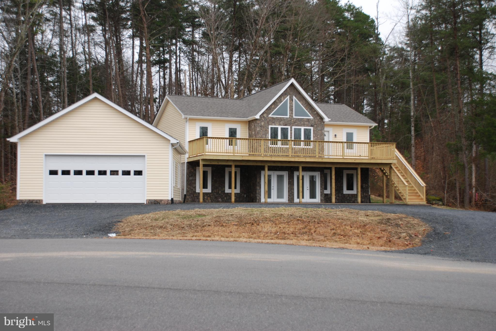120 SHADY OAKS LANE, Louisa, VA 23093