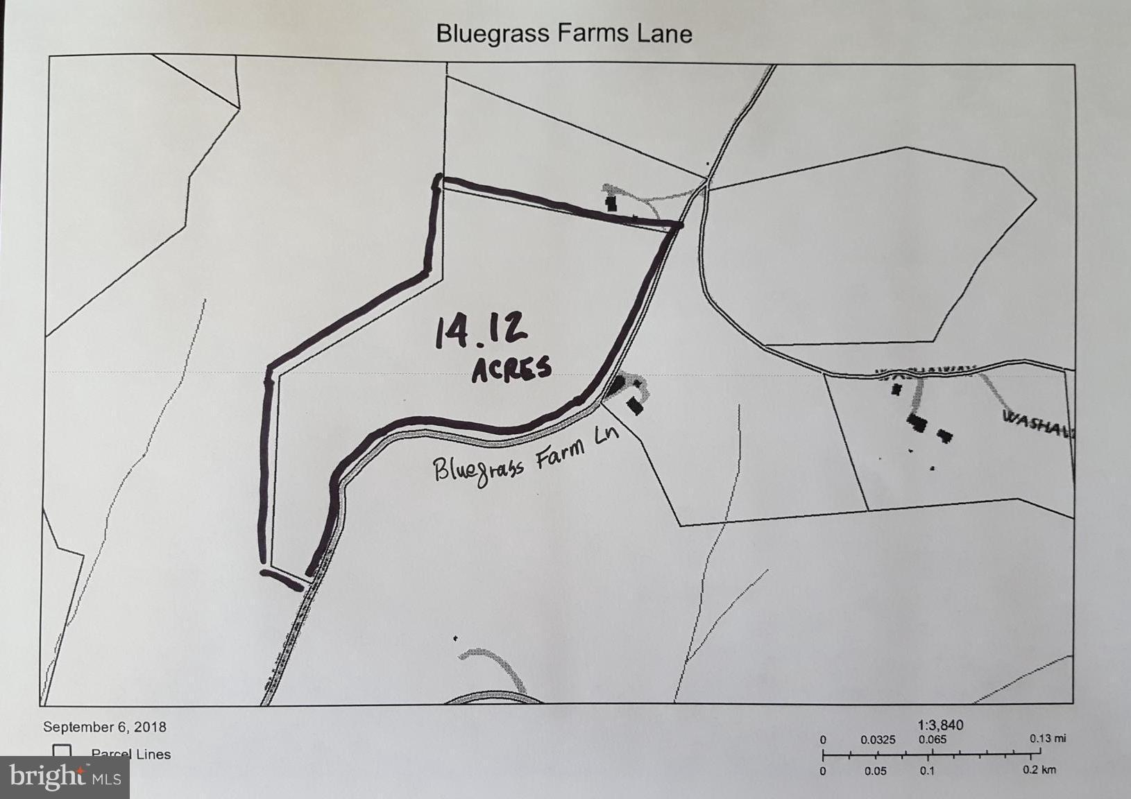BLUE GRASS FARMS LANE SE, OLDTOWN, MD 21555