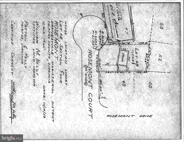 1615 Rosemont Court Mclean, VA 22101