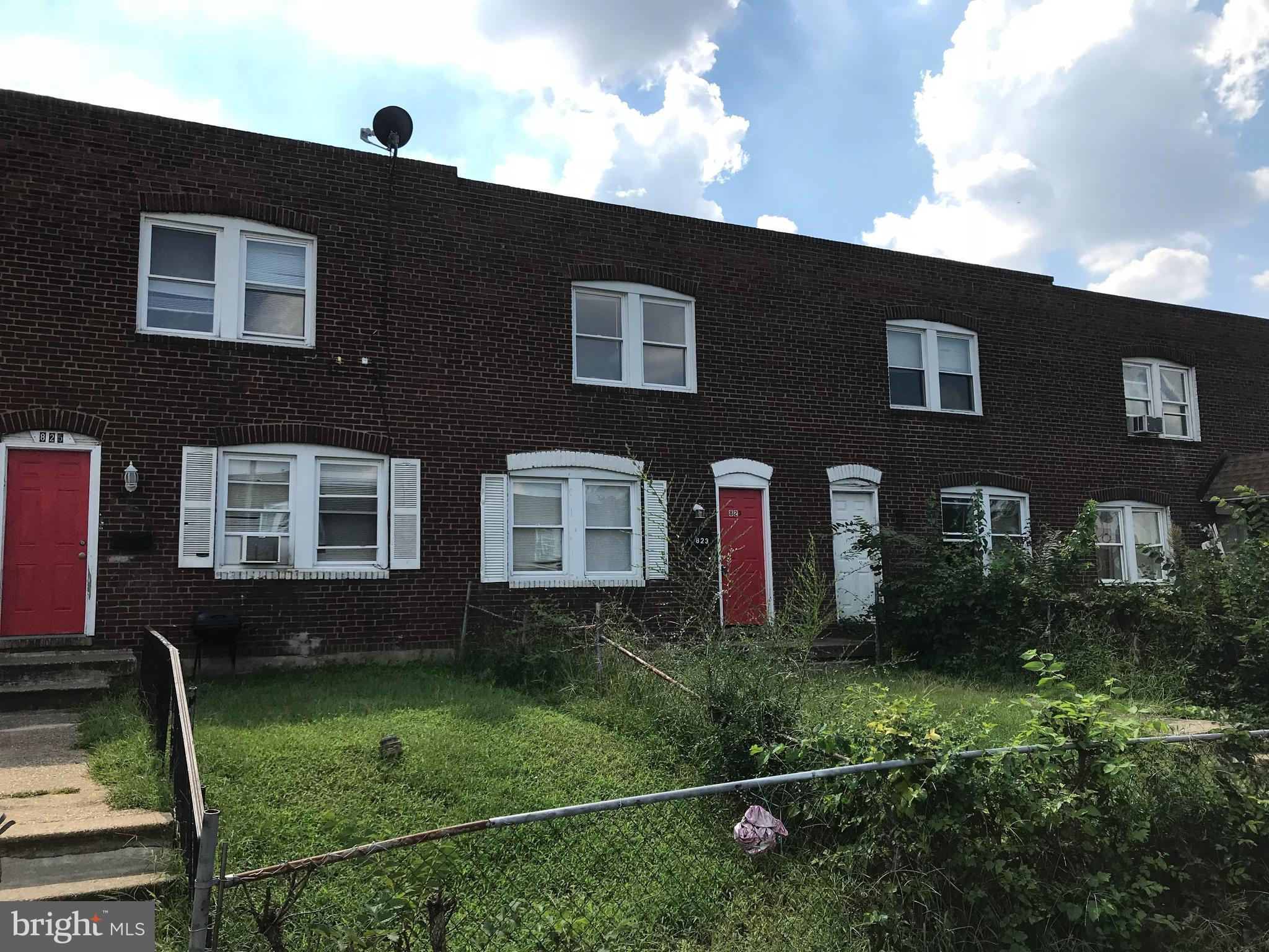 823 STOLL STREET, Baltimore, MD 21225