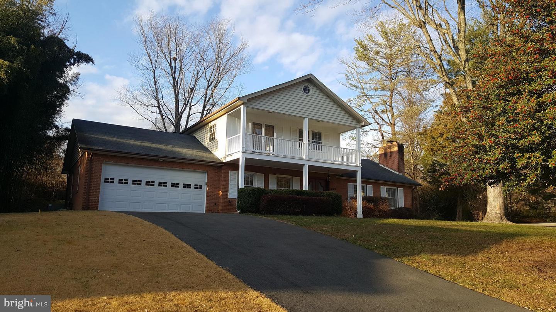 8018 Agin Court   - Fairfax, Virginia 22102