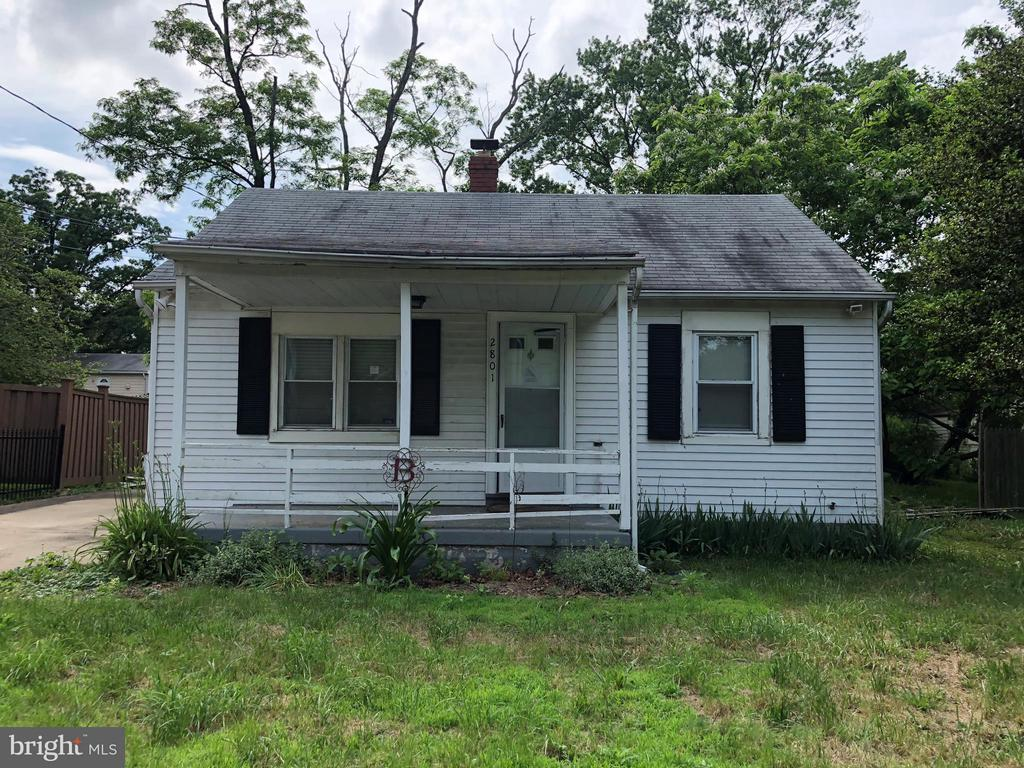Rehab Ready!  2 bedroom cape cod ready for your full renovation.  This is a perfect opportunity for the seasoned investor or anyone looking to fully gut a home to make it their own, or even tear down to build new on the wide level deep lot.  Sold as-is.  Seller makes no repairs.