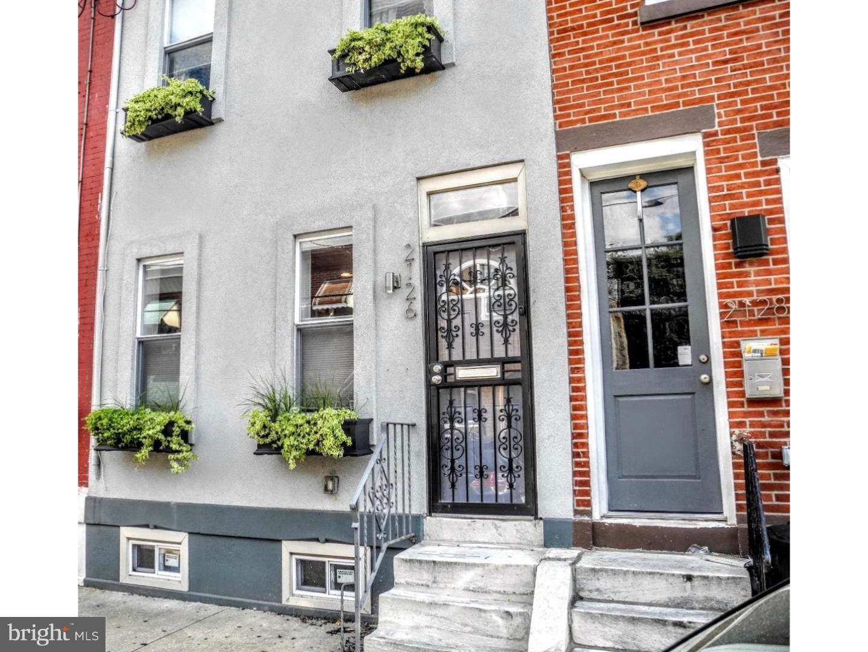2126 Manton Street Philadelphia, PA 19146