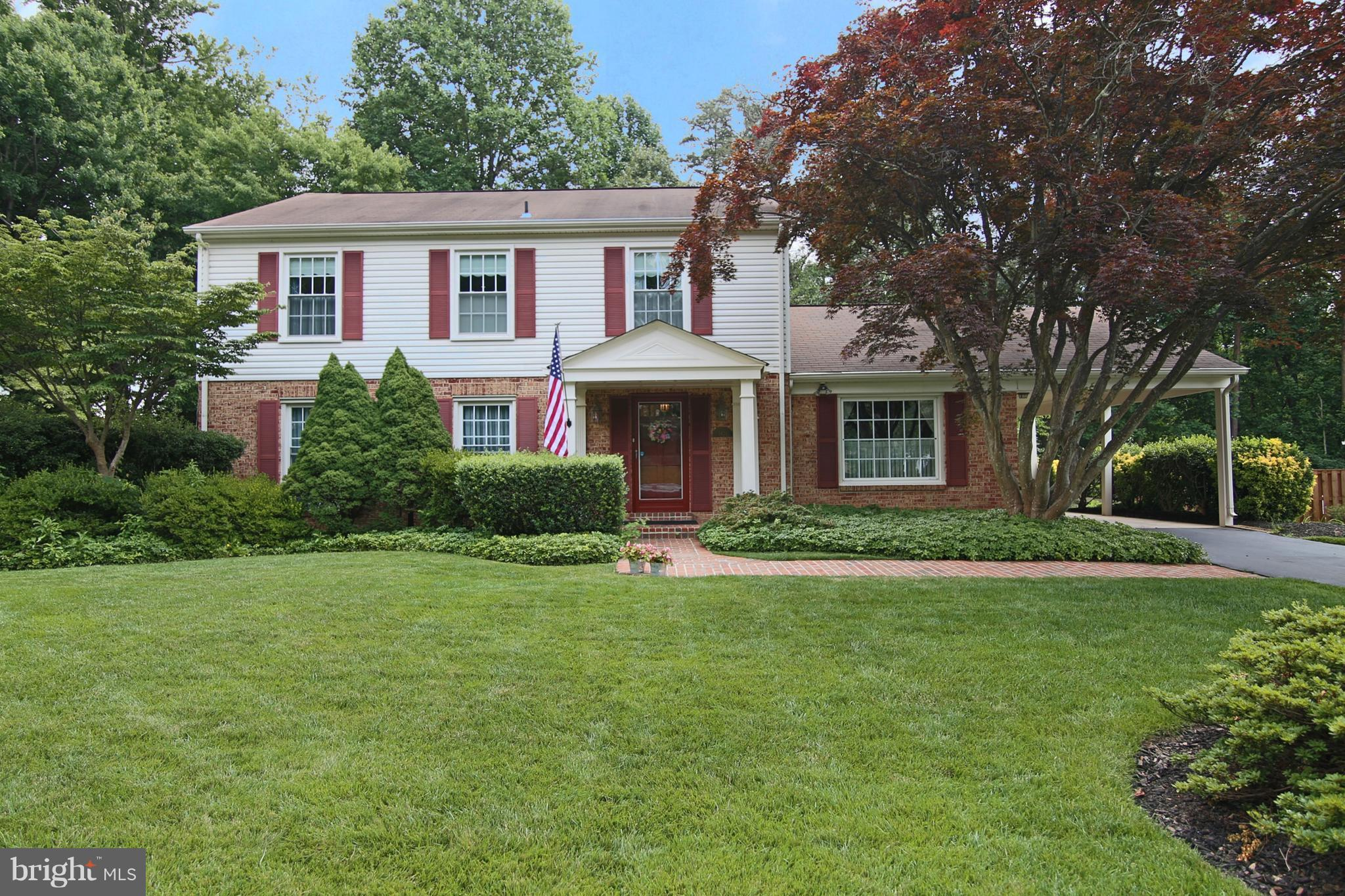 5423  Governor Yeardley Drive