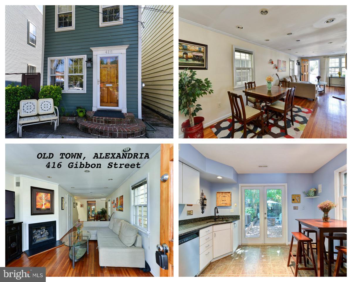 416 Gibbon Street   - Alexandria City, Virginia 22314