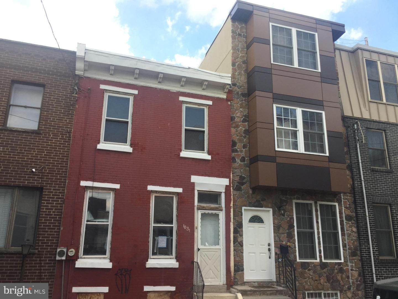 1831 Latona Street Philadelphia, PA 19146