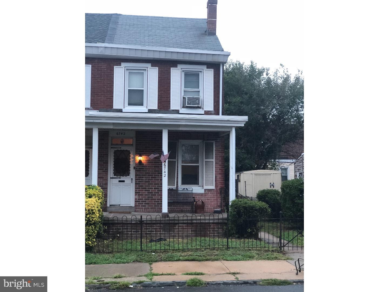 6742 Vandike Street Philadelphia, PA 19135