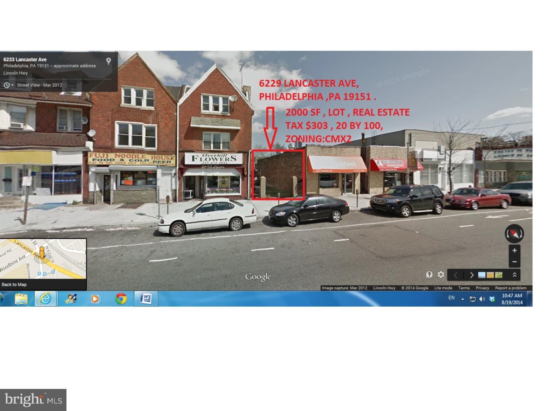 6229 Lancaster Avenue Philadelphia, PA 19151