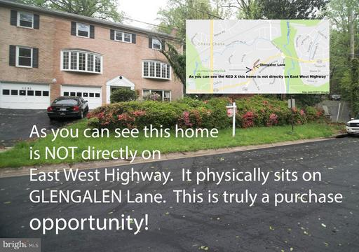 7922 Glengalen Chevy Chase MD 20815